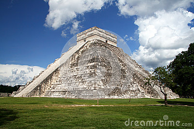 Pyramid of Kukulkan, Chichen Itza