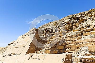 Pyramid of Unas, Egypt