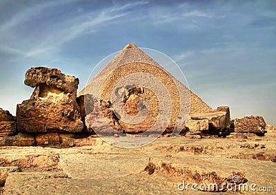 Pyramide de Cheops