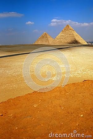 Free Pyramids Stock Image - 4970041