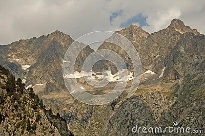 Pyrenees summits