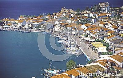 Pythagoreion, Samos , Greek Islands