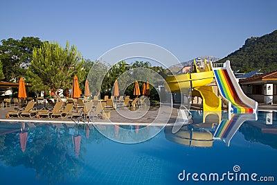 Pływacki basen