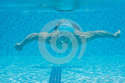 Pływacki podwodny