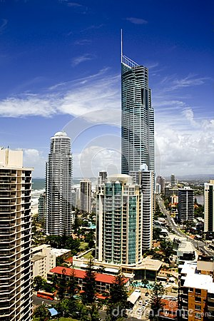Q1 Tower, Gold Coast