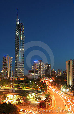 Free Q1 Tower, Gold Coast Stock Photos - 334513