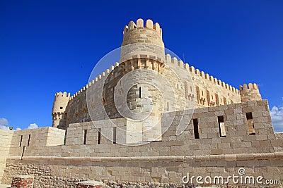 Qaetbay Castle Alexandria