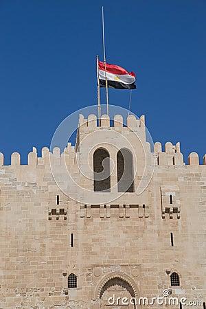 Qaitbay Citadel, Alexandria, Egypt