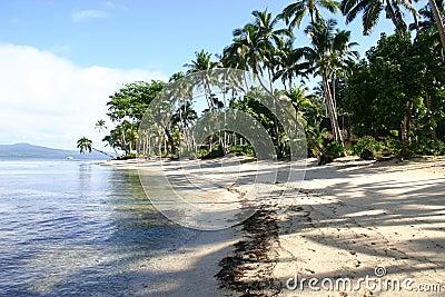 Qamea Resort Beach Fiji