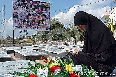 Qana Massacre Editorial Photo