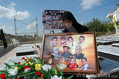 Qana Massacre Editorial Stock Photo