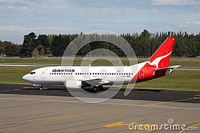 Qantas Editorial Photo