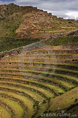 Qantus Raqay - Sacred Valley of the Incas - Peru