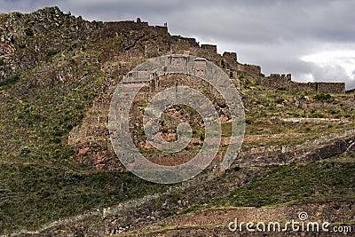 Qantus Raqay - Sacred Valley of the Incas - Peru