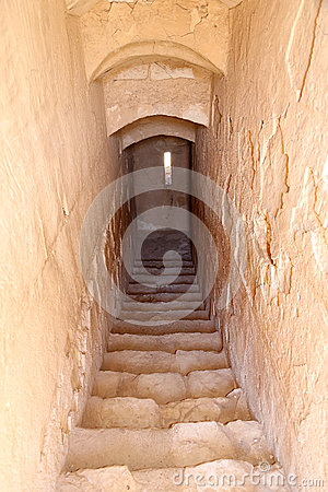 Free Qasr Kharana (Kharanah Or Harrana), The Desert Castle In Eastern Jordan (100 Km Of Amman). Royalty Free Stock Images - 50439909