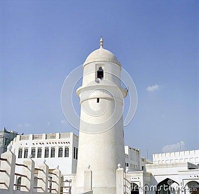 Qatar minaret