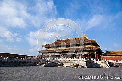 Qian Qing Palace