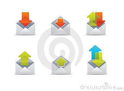 Qicon | Mail icons 1