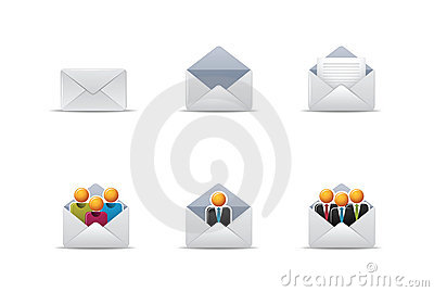 Qicon | Mail icons 2