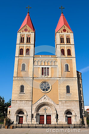 The Qingdao of China, Catholic church