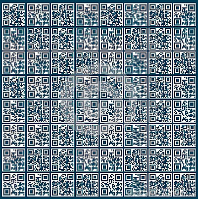 QR Code Background