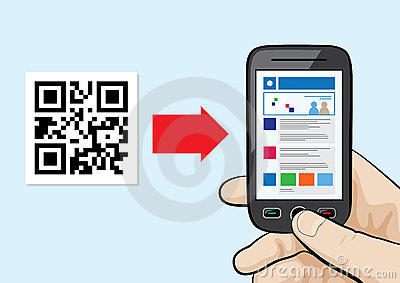 QR Code scanning technology