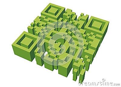 QR Maze