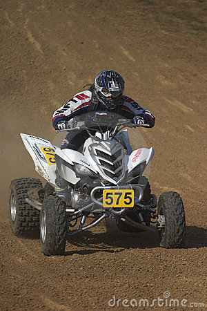 Quad bike Editorial Image