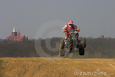 Quad bike Editorial Photo