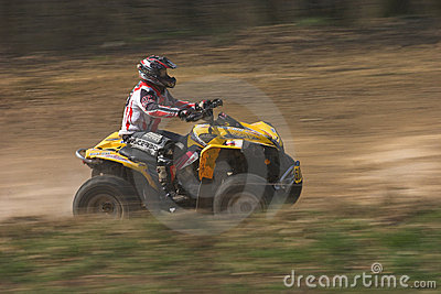 Quad bike Editorial Photography