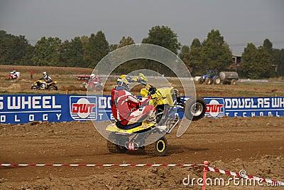 Quad Racing 2 Editorial Image