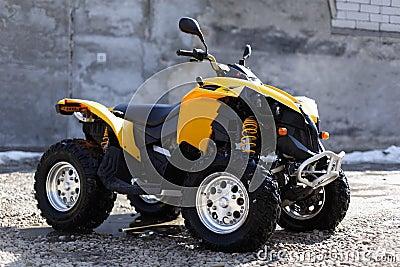 Quadbike ATV