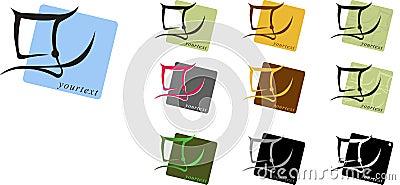 Quadro-flower Logo