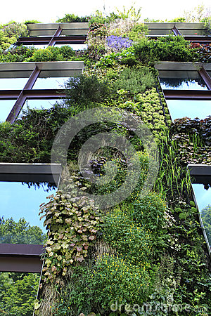 Quai Branly museuml, Paris, France Editorial Stock Image