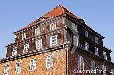 Quaint building