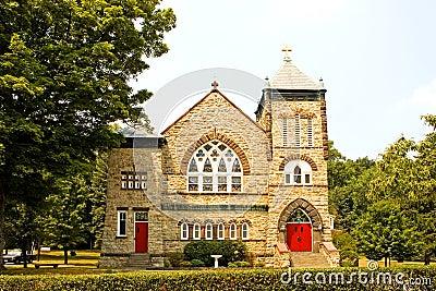 Quaint country church