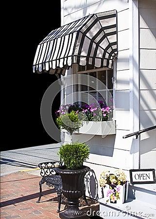 Quaint Store Front