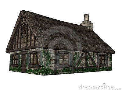 Quaint Tudor cottage