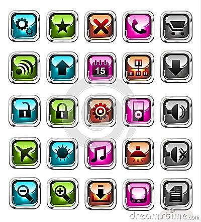 Quality Icon Set : Utility