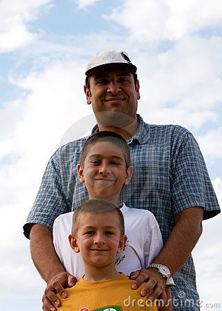 Quality Time-- Father and Sons