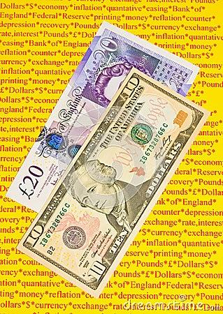 Quantitative easing.