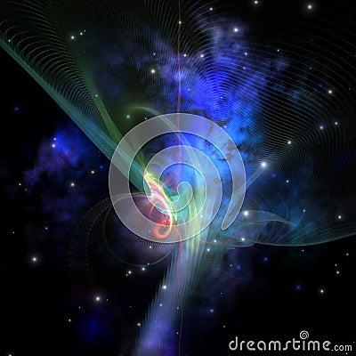 Free Quantum Filament Stock Image - 11016191