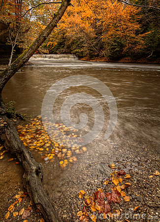 Free Quarry Rock Falls Royalty Free Stock Photo - 46524325