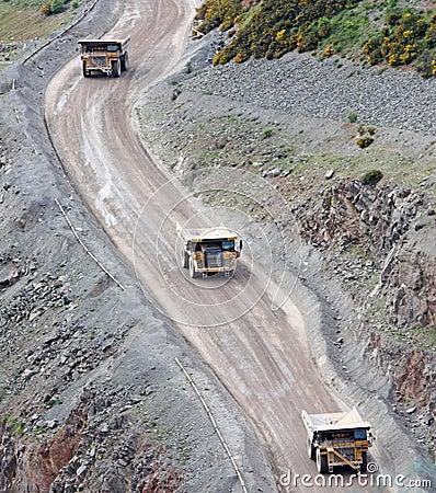 Quarry Vehicles