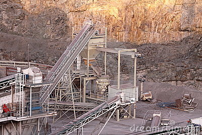 Quarry works 1