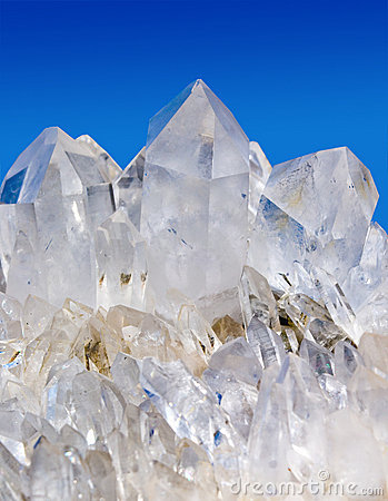 Free Quartz Crystals Stock Images - 5997074