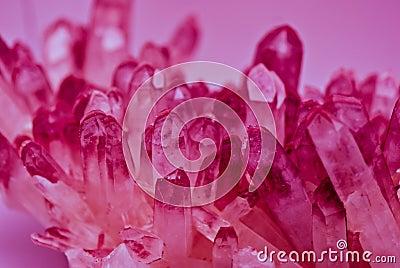 Quarz crystals
