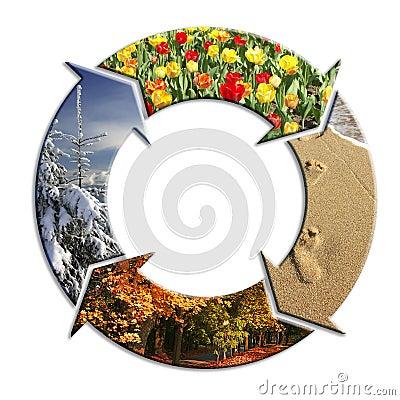 Quatro estações do ano