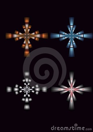 Quattro bei disegni delle stelle immagini stock immagine for Quattro stelle arredamenti prezzi