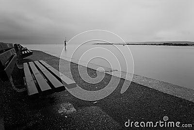 Quay Bench